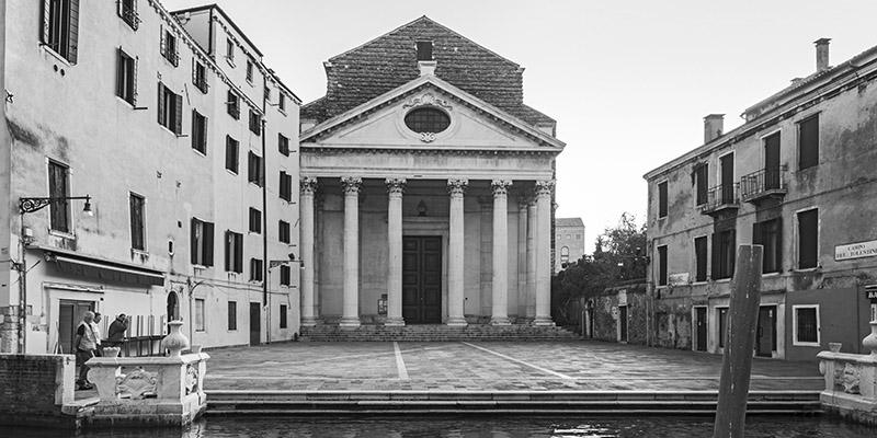 Campo dei Tolentini, Venise