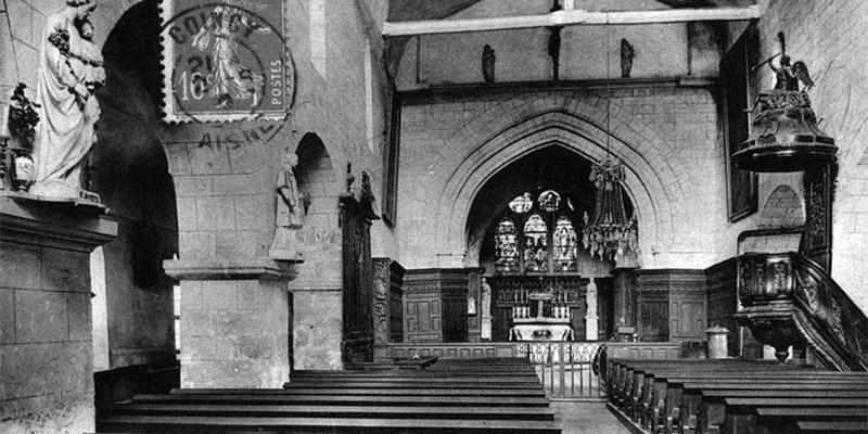 Église de Coincy
